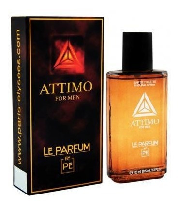 Attimo For Men Paris Elysees Perfume Masculino De 100 Ml
