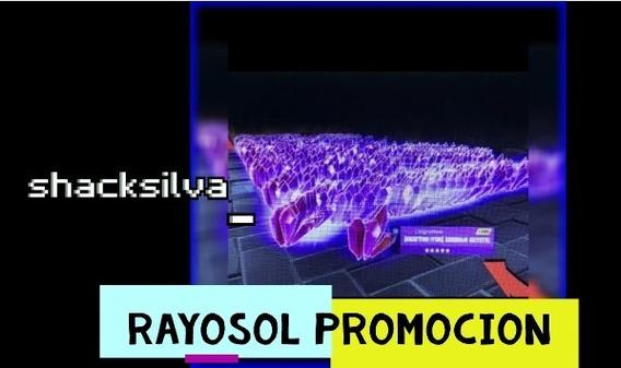 Rayosol X3000 De Rayosol $100 Pesos Promoción