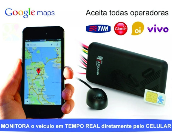 Rastreador Carro E Moto Accura Tracker Gt06