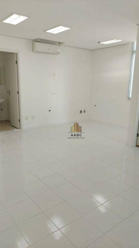 Imagem 1 de 5 de Conjunto Para Alugar, 40 M² Por R$ 1.300/mês - Vila Clementino - São Paulo/sp - Cj0347