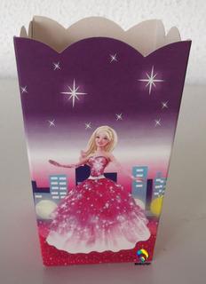 Cachepot Barbie Moda E Magia (10 Unidades)