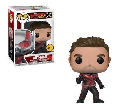 Marvel Ant Man Homem Formiga Boneco Pop Funko #340 Chase