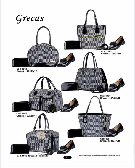 Combo Bolsas Grecas
