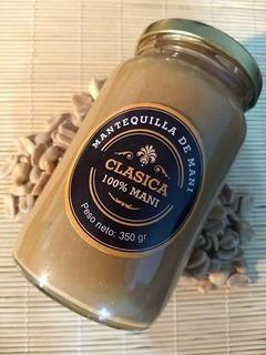 Mantequilla De Mani - 100% Natural