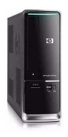 Pc Hp Slimline S5610br Amd Dual Core 2.6ghz 4gb 320gb Wifi