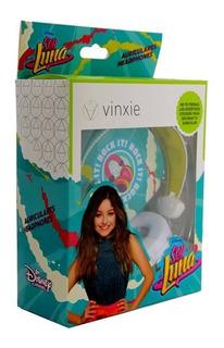 Auriculares Niños Disney Soy Luna 505 Vinxie Premiun Vincha