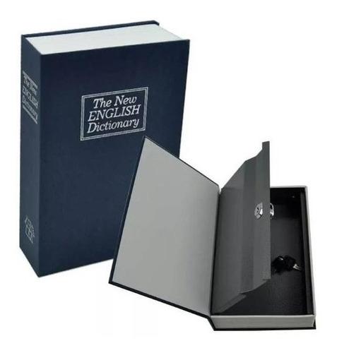 Caja Fuerte Forma De Libro  Javasi