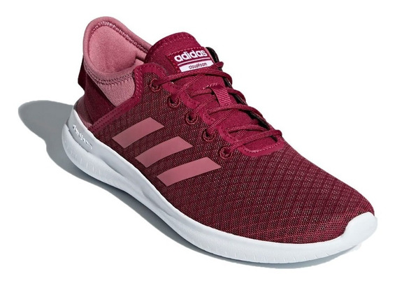 adidas Zapatillas Running Mujer Cloud Foam Qt Flex Bordo