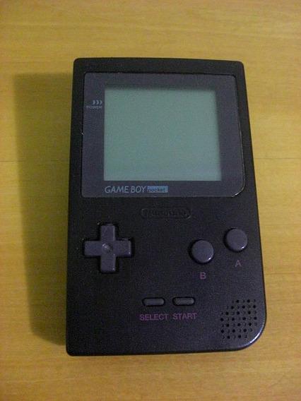 Game Boy Classic Preto Conservado    Gb
