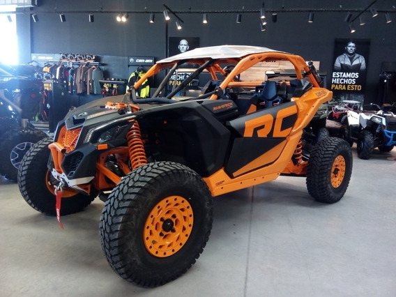 Utv Can Am Maverick X3 Xrc 195hp 0km 2020