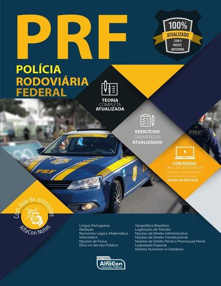 Polícia Rodoviária Federal - Prf - 2020