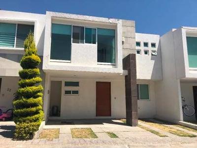 Casa En Renta Lomas Angelopolis Zona Azul Parque Capellania