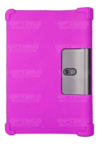Case Protector De Goma Tablet Lenovo Yoga Smart Tab Yt-x 705