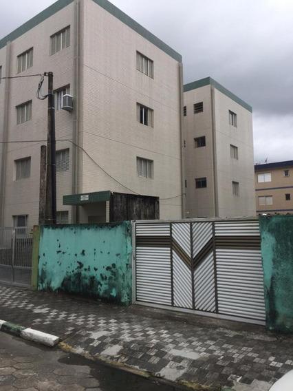 Apto 01 Dormitório Centro De Mongaguá - 1282-1