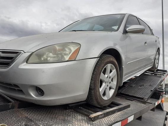 Nissan Altima 2001 - 2006