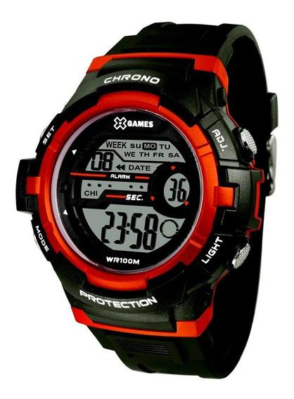 Relógio X Games Masculino Ref: Xmppd514 Bxex