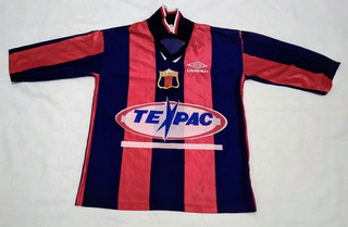 Camisa Do Deportivo Quito Anos 80