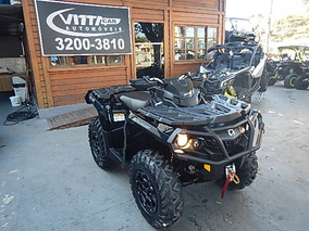 Can-am -quadriciclo Outlander Xtp 1000. 2018