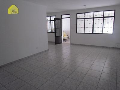 Casa Para Aluguel, 3 Dormitórios, Ipiranga - São Paulo - 1397