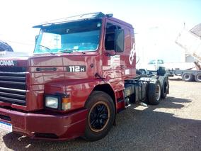 Scania 112 6x2 1985
