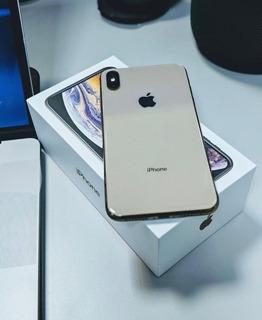 - iPhone Xs Max 512gb (dourado) Completo E Impecável- Novo