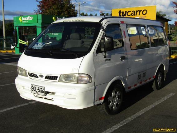 Microbus Kia Pregio