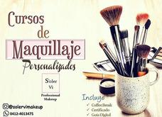 Cursos De Maquillaje, Maquilla Profesional Para Eventos