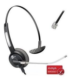 Headset Htu 310 Rj 09/11