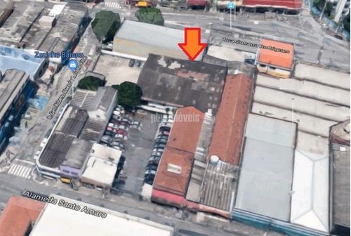 Área Com 2990m2,  Zoneamento Zem Três Frentes, 2 Lojas Locadas, Centro Comercial Tradicional  - Ab132007
