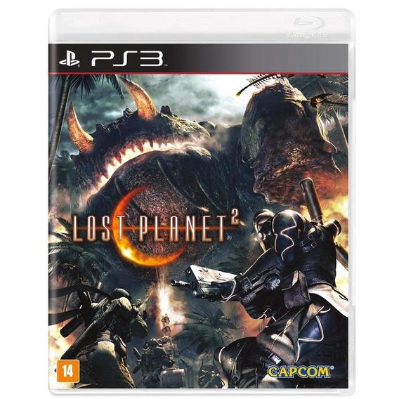 Game Ps3 Lost Planet 2 - Original - Novo - Lacrado