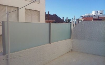 Mamparas Para Baño En Vidrio Templado