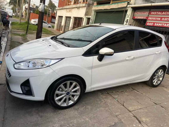 Ford Fiesta Kinetic Design 1.6 Se 2018
