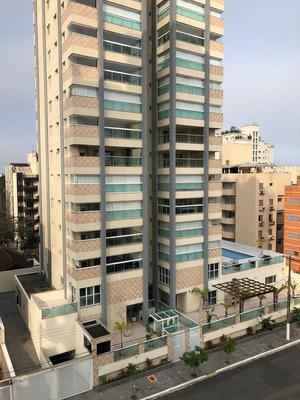 Apto 118m² Com 3 Quartos No Cond. Isola Di Capri Em Guarujá