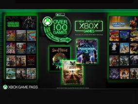 Game Pass Xbox One 1 Mês Original 200 Jogo Código 25 Dígitos
