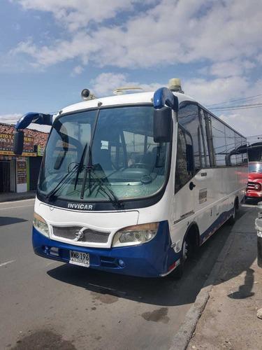 Bus Hino Fc4j Modelo 2011