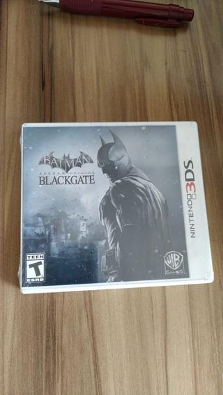 Jogo Batman Black Gate Arkham Origins Nintendo 3ds