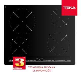 Anafe Teka De Induccion Ib6415 60cm 4 Zonas Multislider