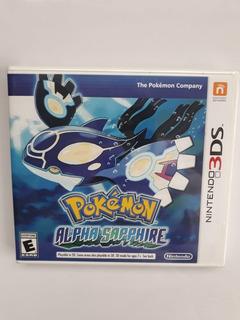 Pokemon Alpha Sapphire Para Nintendo 3ds Nuevo Y Sellado