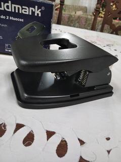 Perforadora Studmark 4501 2 Huecos Ajustable