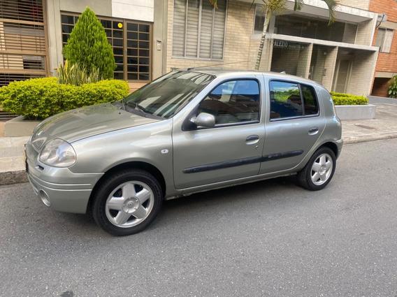 Renault Clio 2003 Full Equipo !!!