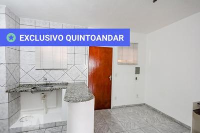 Apartamento No 1º Andar Com 1 Dormitório E 1 Garagem - Id: 892892429 - 192429