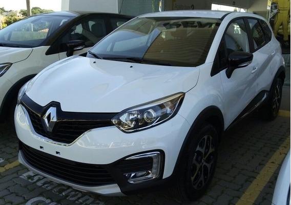 Renault Captur 1.6 Life Cvt Automática 2020 0km