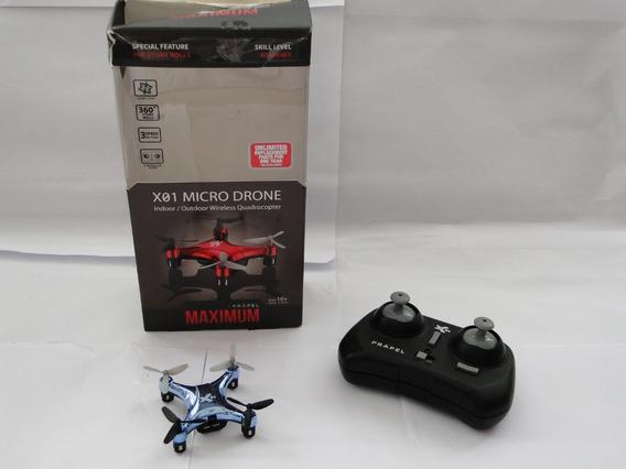 Drone Maximum X01 - Retirada De Peças