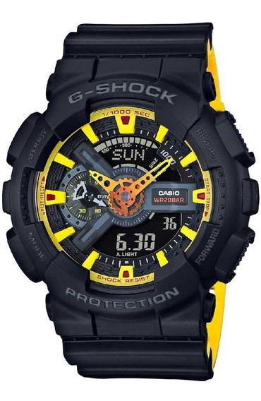 Relógio Casio G-shock Ga-110by-1adr