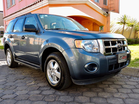 Ford Escape 2.0 Xls Tela L4 At 2011 Factura Agencia