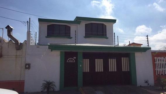 Casa En Renta, Niños Héroes, Col. Guadalupe Victoria.