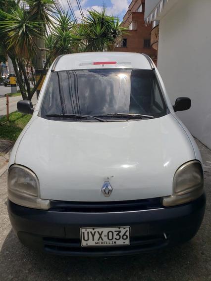 Renault Kango 2007 Carga Publica