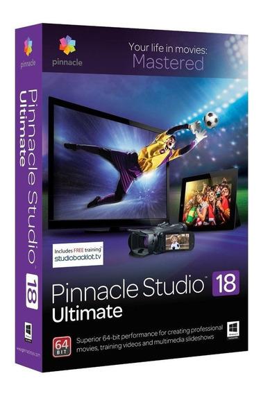 Studio Pinmacle V18 Ultimate Multi-idioma + Plugins + Addons