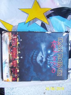 Cd Iron Maiden Rock In Rio