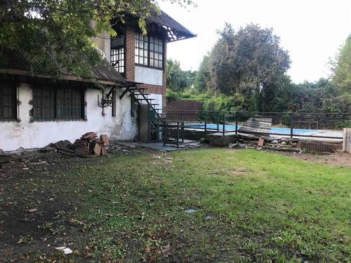 Venta Quinta/casa A Refaccionar Francisco Alvarez